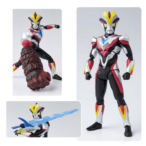 Image of Ultraman Ginga S Ultraman Victory SH Figuarts Action Figure