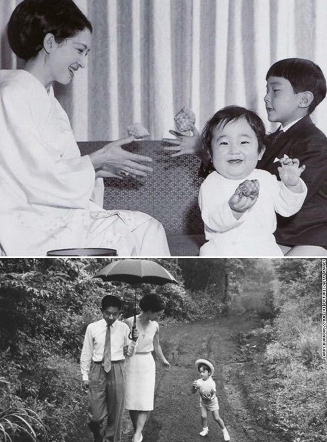 Chuyện tình cổ tích của Nhà Vua Nhật Bản phá bỏ quy tắc Hoàng gia để kết hôn với cô gái thường dân - Ảnh 15.