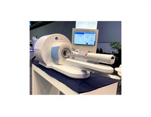 MR Solutions reveals elegant bench top CT scanner with clip-on PET and SPECT