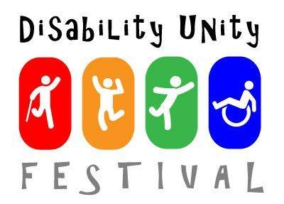 Disability Unity Festival Logo