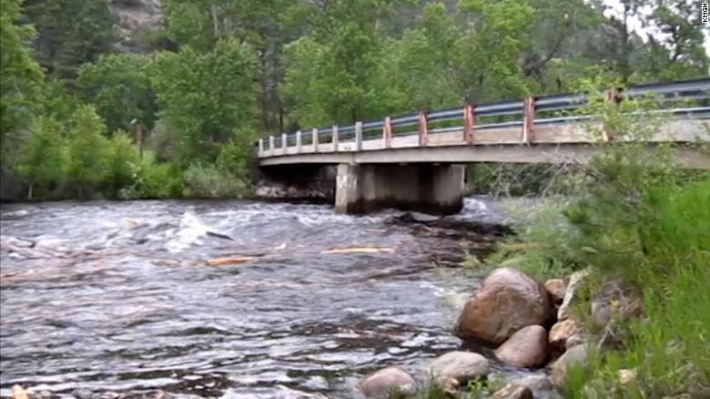 Three people left dead after Colorado flooding