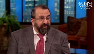 Video: Robert Spencer interviewed on CBN about The History of Jihad