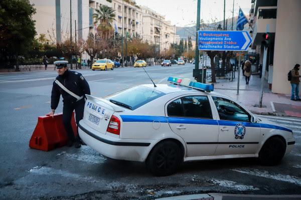 Ποιοι δρόμοι θα είναι κλειστοί την Κυριακή στο κέντρο της Αθήνας