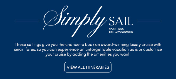 Simply Sail with Celebrity cruises