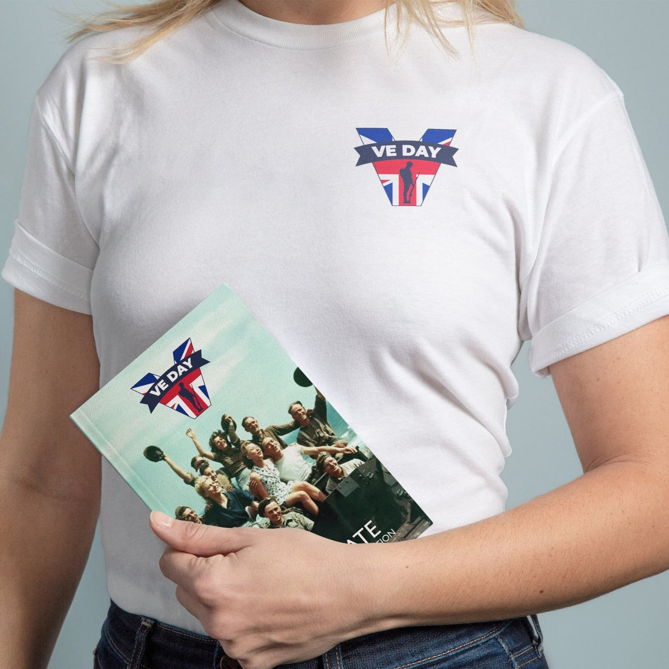 VE Day 2021 T-Shirt