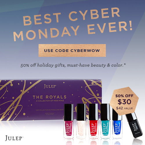 Julep Maven Cyber Monday Coupon + Deal 2014