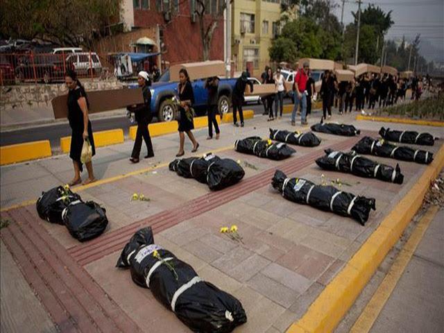 Honduras registra seis feminicidios
