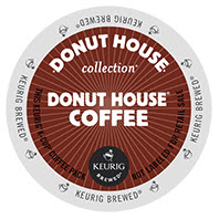 Donut House Keurig® K-Cup® coffee pods