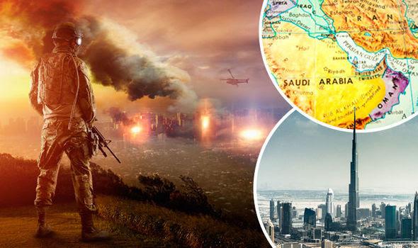 Iran Warns the World: New World War Will Destroy Israel and Dubai