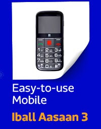 Easy to use Mobile