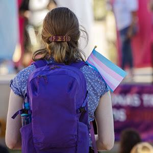 LGBTQ student