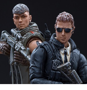 CROSSFIRE 1/18 SCALE FIGURES