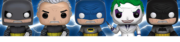Pop! DC Heroes: The Dark Knight Returns