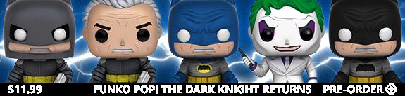 Pop! DC Heroes: The Dark Knight Returns