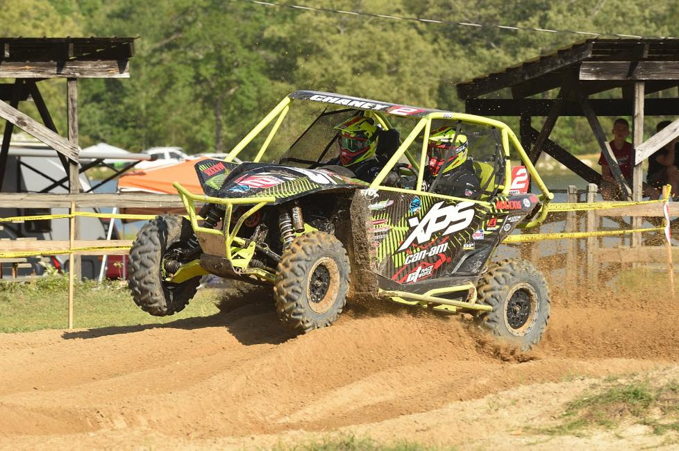 Kyle Chaney hopes to repeat his success at The John Penton race, where he took the overall UTV win at last year's event.