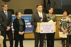 SEN. GIPSON ANNOUNCES HUDSON VALLEY AFFORDABLE ENERGY PLAN WITH SUPPORT FROM COMMUNITY