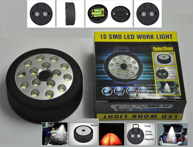 Super bright Worklight