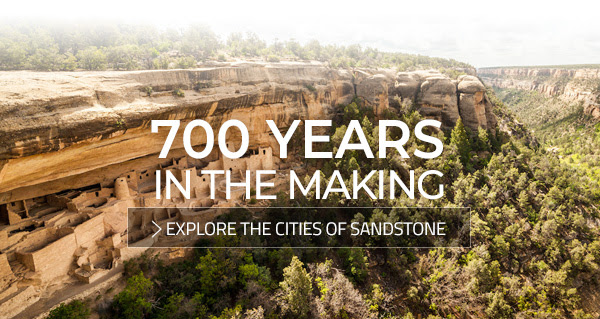 Explore the Cities of Sandstone