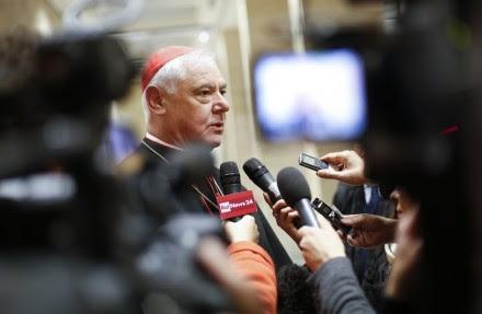 """Le cardinal Müller : """"je suis fidèle au pape mais pas un adulateur"""""""