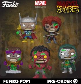 Marvel Pop! Zombies