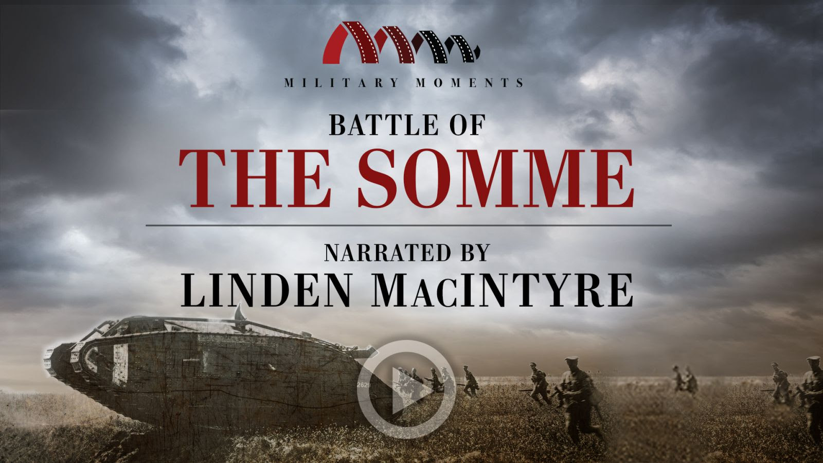 Battle of the Somme Video