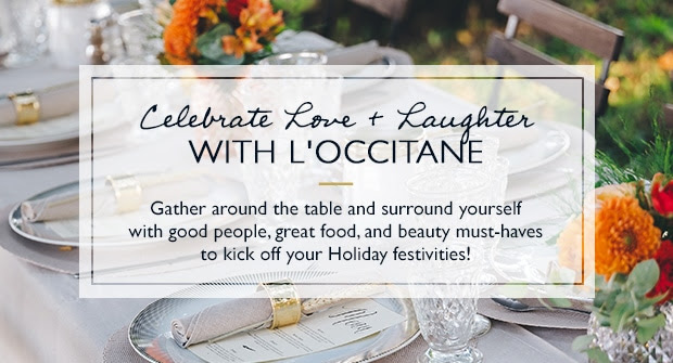 Celebrate Love and Laughter with L'Occitane. SHOP NOW.