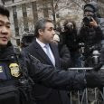 Michael Cohen, Trump's former fixer, sentenced to 3 years behind bars