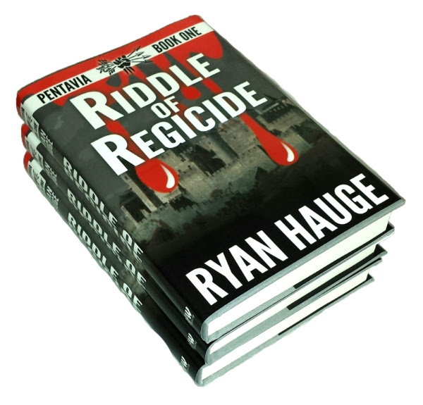 riddle of regicide by ryan hauge on Amazon.com