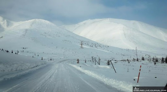 Колыма против Аляски