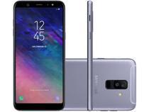 Smartphone Samsung Galaxy A6+ 64GB Prata
