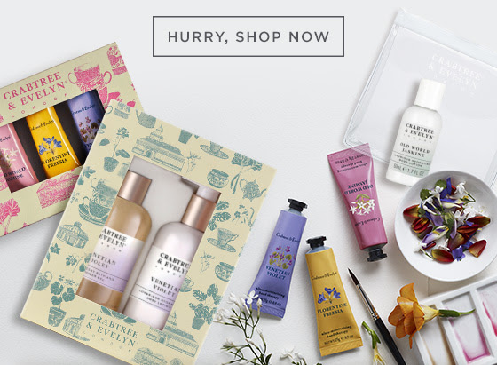 Explore Old World Jasmine, Florentine Freesia, and Venetian Violet – infused with a nurturing Tri-Oil blend. Shop Now