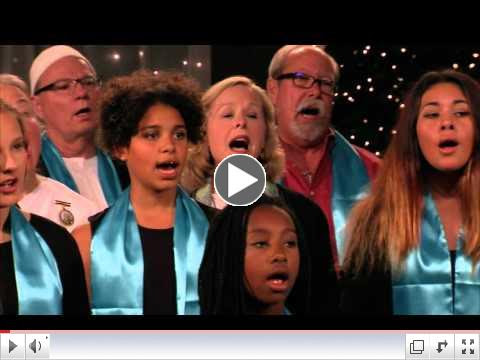 May Peace Prevail on Earth: A CBS Interfaith Christmas Special