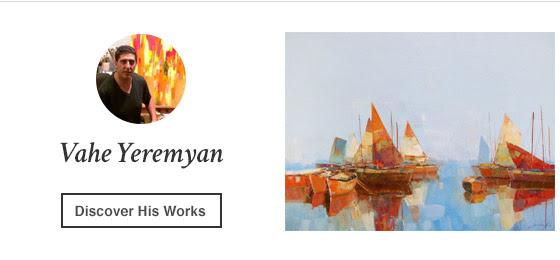 Favorito do Colecionador: Vahe Yeremyan
