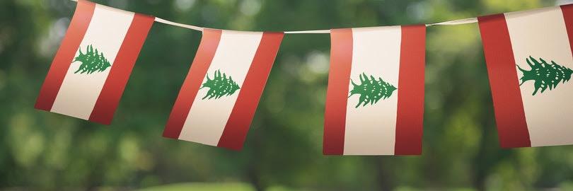 Nós apoiamos o Líbano