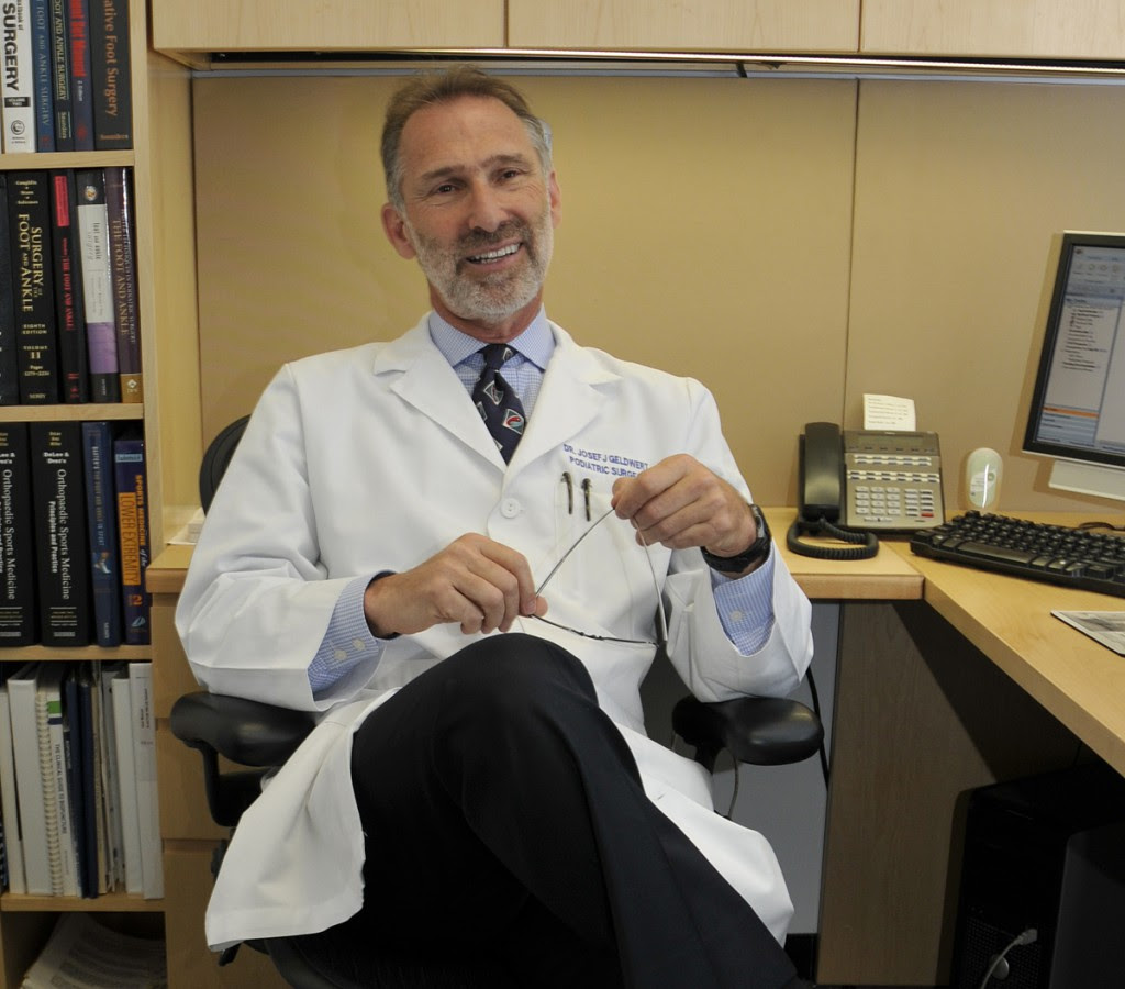 The Center For Podiatric Care and Sports Medicine, Dr. Josef Geldwert