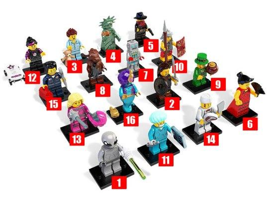 7116-jeux-de-construction-lego-figurines-minifigures-serie-6-08-le-minotaure