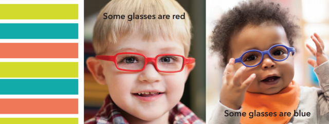 glasses board book kids