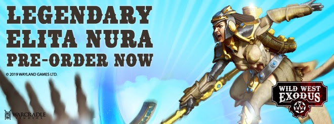 LEGENDARY ELITA NURA - Banner