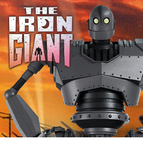 IRON GIANT DELUXE COLLECTIBLE FIGURE