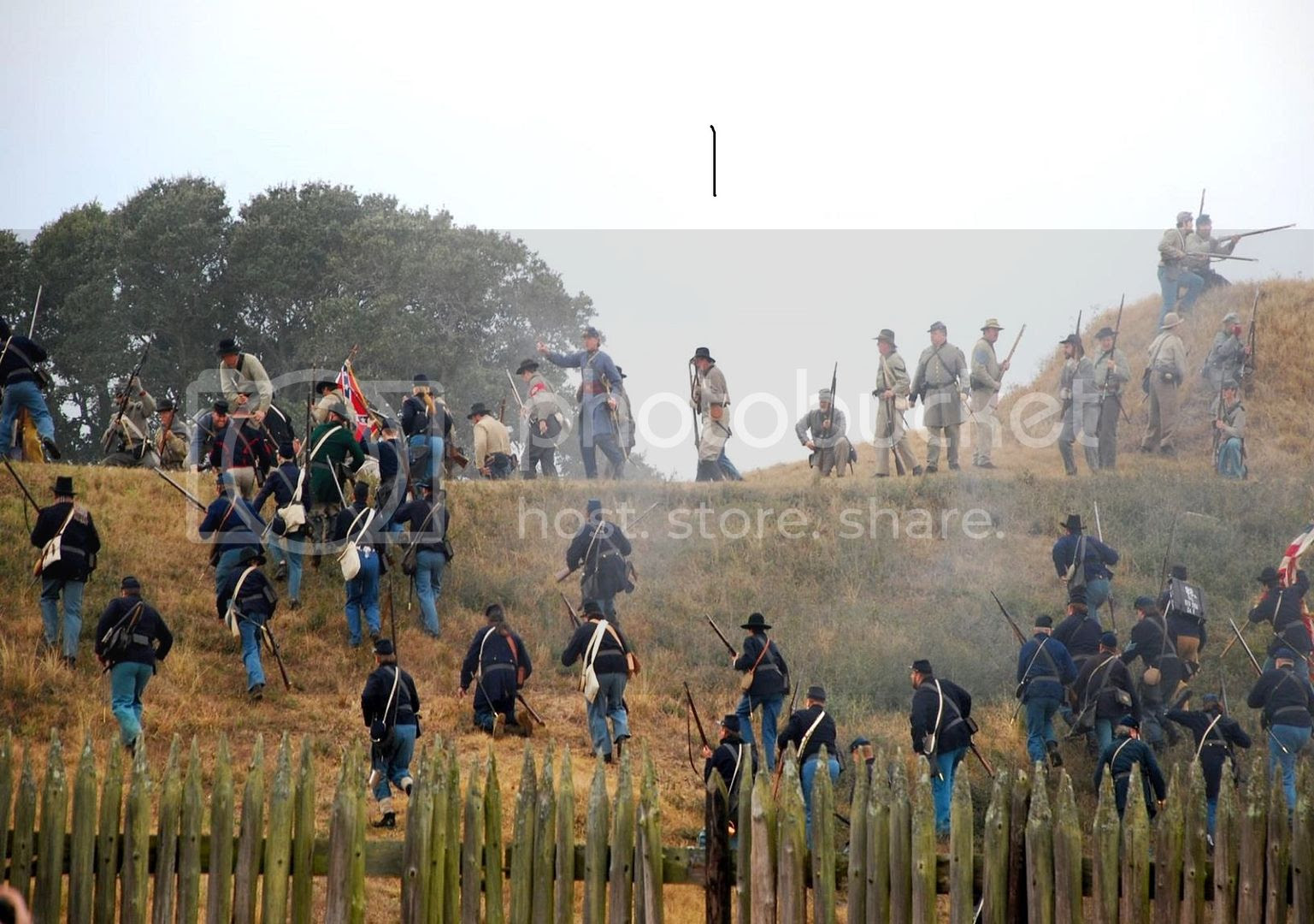 152nd Anniversary of the Battle of Fort Fisher