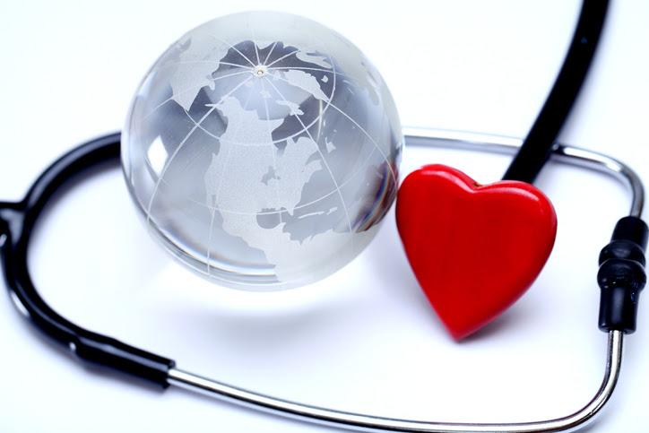 Heart and Globe
