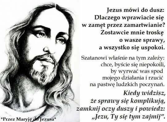 Znalezione obrazy dla zapytania JEZUS JEST MIOIM OBORNCA