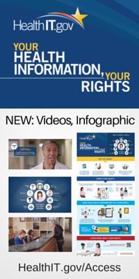 Visit HealthIT.gov/Access