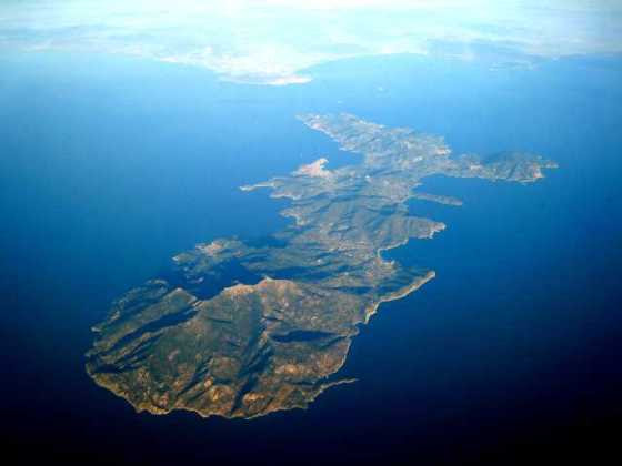 Esplosione controllata all'Isola d'Elba |  un ottimo test di funzionamento per la Rete