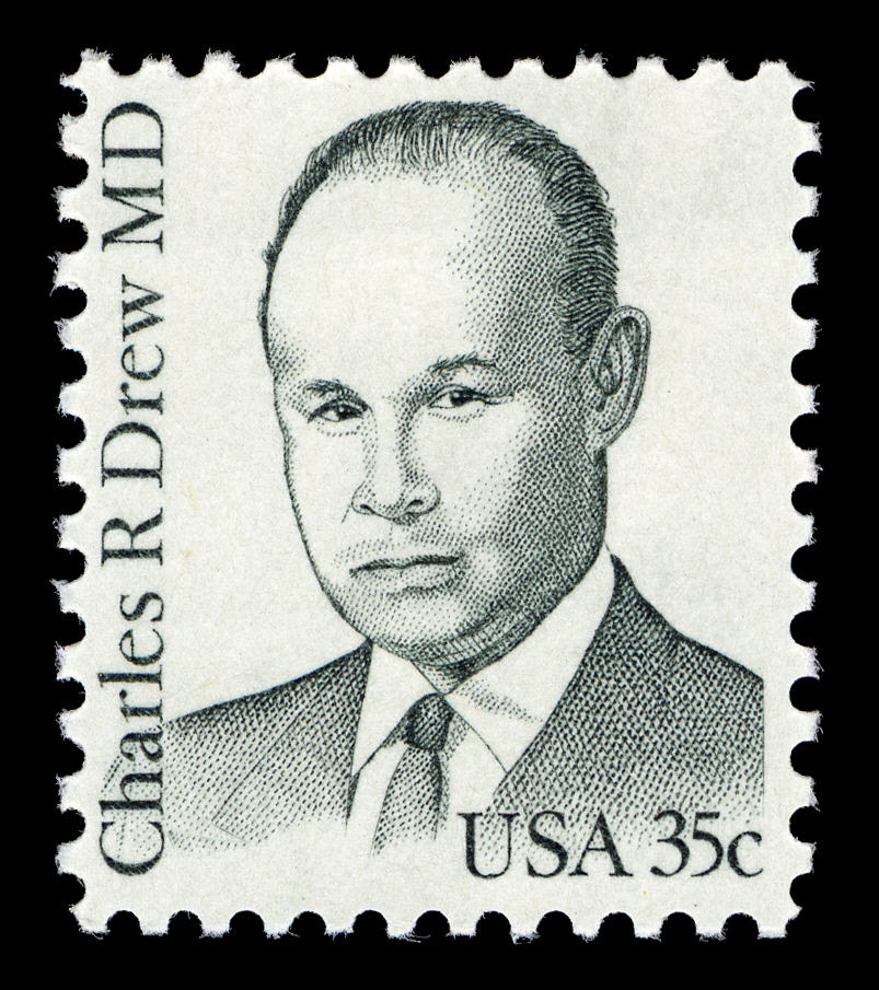Howard University Medical Unit headed by Dr. Charles Drew