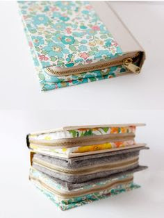 Zipper Book Clutch Tutorial!