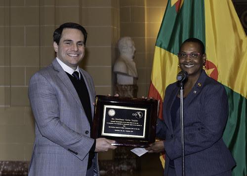Grenada asume la Presidencia del Consejo Interamericano para el Desarrollo Integral