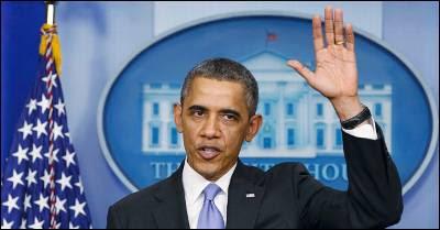 El presidente de EEUU, Barck Obama.