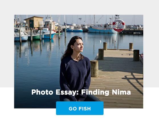Photo Essay: Finding Nima