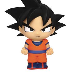 Dragon Ball Goku Coin Bank
